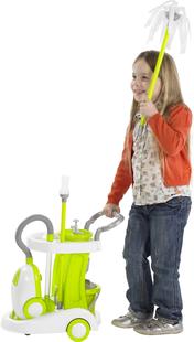 DreamLand chariot d'entretien avec aspirateur-Image 1