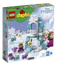 LEGO DUPLO 10899 Le château de la Reine des neiges-Côté gauche