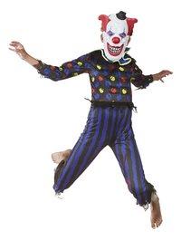 Déguisement de clown diabolique taille 128-Image 4