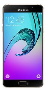 Samsung Smartphone Galaxy A5 2016 goud-Vooraanzicht