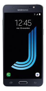 Samsung smartphone Galaxy J5 2016 Dual SIM zwart-Vooraanzicht
