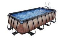 EXIT zwembad Wood met zandfilter 4 x 2 m-Artikeldetail
