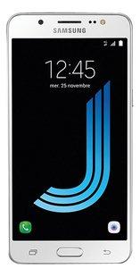 Samsung smartphone Galaxy J5 2016 Dual SIM wit-Vooraanzicht