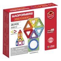 Magformers Basic Plus Set 26 pièces-Côté gauche