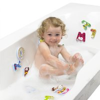 DreamLand 41 chiffres et lettres de bain-Image 1