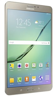 Samsung tablette Galaxy Tab S2 VE Wi-Fi 8/ 32 Go or-Côté gauche