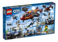 LEGO City 60209 La police et le vol de diamant-Arrière