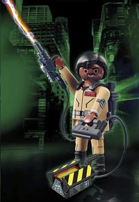 PLAYMOBIL Ghostbusters 70171 Ghostbusters Collector's Edition W. Zeddemore-Afbeelding 1
