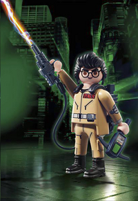PLAYMOBIL Ghostbusters 70173 Ghostbusters Edition Collector E. Spengler-Image 1