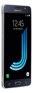 Samsung smartphone Galaxy J5 2016 Dual SIM zwart-Linkerzijde