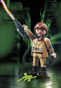 PLAYMOBIL Ghostbusters 70172 Ghostbusters Edition Collector P. Venkman-Image 1