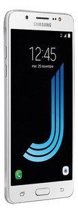 Samsung smartphone Galaxy J5 2016 Dual SIM wit-Linkerzijde