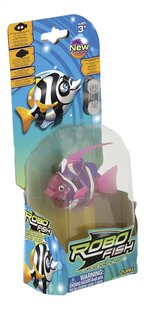 Goliath Interactieve figuur Robo Fish Deep Sea Wimple Pink-Linkerzijde