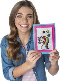 Spin Master Cool Maker Handcrafted Stich n' Style diary-Afbeelding 1