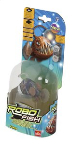 Goliath Interactieve figuur Robo Fish Deep Sea Angler Green-Rechterzijde
