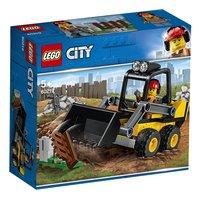 LEGO City 60219 Bouwlader-Linkerzijde