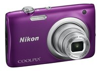 Nikon Digitaal fototoestel Coolpix A100 paars-Linkerzijde