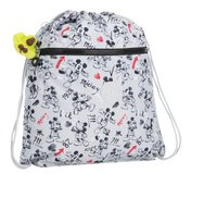 Kipling turnzak Mickey Supertaboo Sketch Grey-Linkerzijde