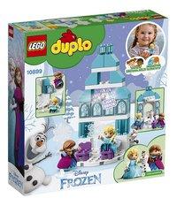LEGO DUPLO 10899 Le château de la Reine des neiges-Arrière