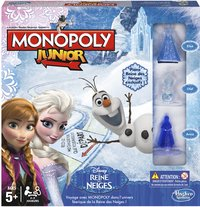 Monopoly Junior Disney La Reine des Neiges