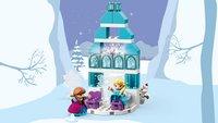 LEGO DUPLO 10899 Le château de la Reine des neiges-Image 1