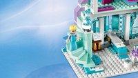 LEGO Disney Princess 43172 Le palais des glaces magique d'Elsa-Image 1