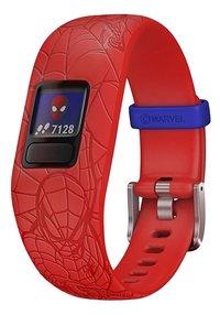 Garmin smartband Spider-Man Vivofit junior 2 rood-Rechterzijde