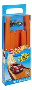 Hot Wheels Car & Track Pack 4,5 m-Linkerzijde