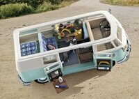 PLAYMOBIL VW 70826 Volkswagen T1 Campingbus - Special Edition-Afbeelding 7