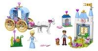 LEGO Juniors 10729 Assepoesters koets-Vooraanzicht