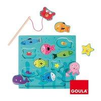 Goula puzzle magnétique Pêche-Détail de l'article