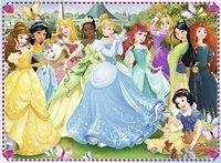 Ravensburger puzzel Disney Princess-Vooraanzicht