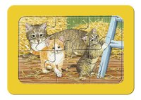 Ravensburger Puzzel 3-in-1 My First De liefste huisdieren-Vooraanzicht