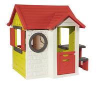 Smoby speelhuisje My house met picknickmodule-Vooraanzicht
