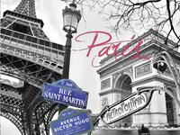 Ravensburger puzzle Paris mon amour-Avant