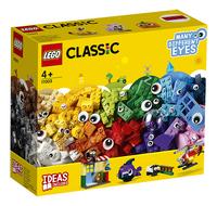LEGO Classic 11003 Stenen en ogen-Linkerzijde