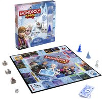 Monopoly Junior Disney Frozen-Vooraanzicht