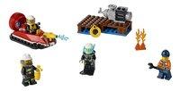 LEGO City 60106 Brandweer starter-set-Vooraanzicht