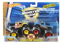Hot Weels Monster Truck Demolition Doubles Team Hot Wheels VS Hot Wheels