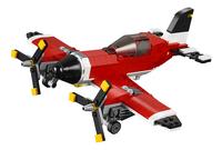 LEGO Creator 31047 L'avion à hélices-Avant