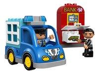 LEGO DUPLO 10809 Politiepatrouille-Vooraanzicht