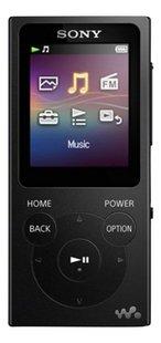 Sony mp3-speler Walkman NW-E394 8 GB zwart-Artikeldetail