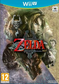 Wii U Zelda Twilight Princess ANG