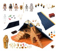 PLAYMOBIL History 5386 Pyramide du pharaon-Détail de l'article