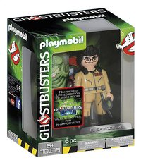 PLAYMOBIL Ghostbusters 70173 Ghostbusters Edition Collector E. Spengler-Côté gauche