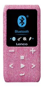 Lenco mp4-speler Xemio-861 BT 8 GB roze-Vooraanzicht