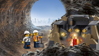 LEGO City 60186 Zware mijnbouwboor-Artikeldetail