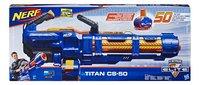 Nerf blaster N-Strike Elite Titan CS-50-Vooraanzicht