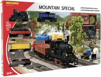 Mehano train Mountain Special-Avant