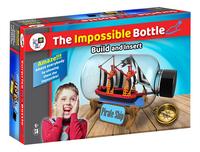The Impossible Bottle - Piratenboot-Linkerzijde